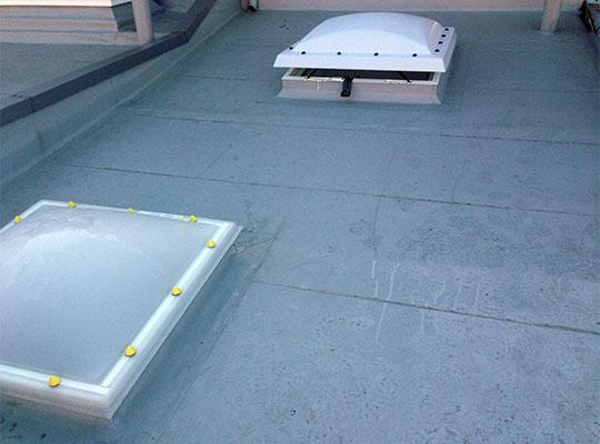 pose de membrane pvc sur lille couverture en membrane pvc. Black Bedroom Furniture Sets. Home Design Ideas