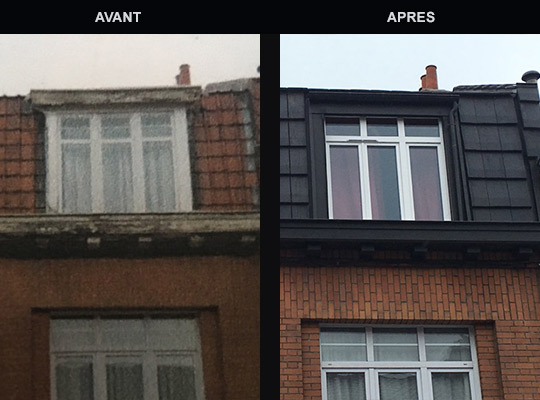Rénovation en tuile Actua Koramic