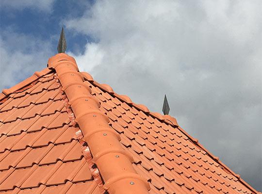 R novation de toitures en tuile de pays sur lille nord pas - Type de tuile ...